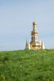 Kiev Lavra contra o céu azul Imagem de Stock Royalty Free