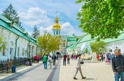 kiev lavra pechersk Zdjęcie Royalty Free