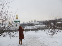 Kiev. Lavra Stock Photography