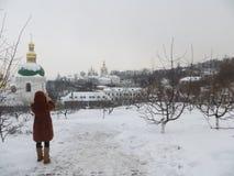 Kiev. Lavra Royalty Free Stock Photo