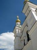 kiev lavrapechersk Royaltyfria Bilder