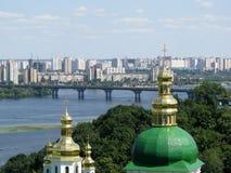 kiev lavrapechersk Arkivfoto