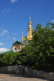 kiev lavrapechersk Arkivfoton