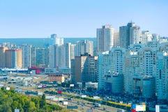 Kiev modern architecture.  Ukraine Stock Photography
