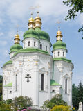 The KIEV monastery. The old monastery in Kiev, Ukraine stock image