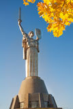 Kiev Mother Motherland monument in Ukraine Royalty Free Stock Image