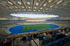 Kiev national stadium, Ukraine Stock Image