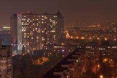 Kiev at night Stock Photos