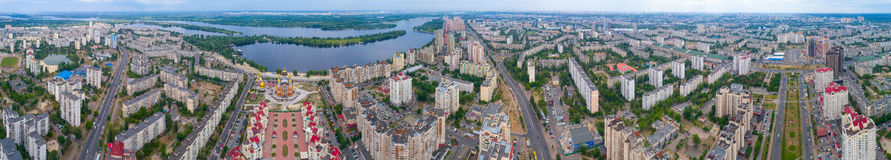 Kiev. Obolon Stock Photography