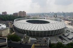 kiev olympic stadion Arkivbild