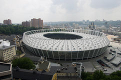 Kiev,Olympic stadium Stock Photography