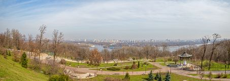 Kiev - panorama Stock Images