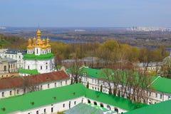 Kiev pechersk cathedral Stock Photo