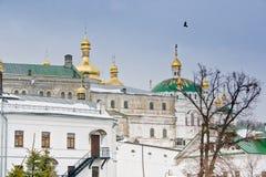 Kiev Pechersk Lavra Imagens de Stock Royalty Free