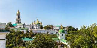 Kiev Pechersk Lavra stock foto