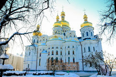 Kiev-Pechersk Lavra Royalty Free Stock Image