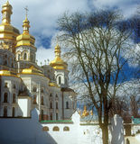 Kiev-Pechersk Lavra. Stock Image
