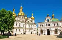Kiev-Pechersk Lavra Royalty Free Stock Photography