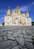 Kiev - Pechersk Lavra. Shrine of Ukraine Stock Photos