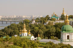Kiev Pechersk Lavra Stock Images