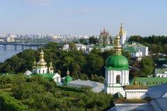 Kiev-Pechersk Lavra Stock Photo