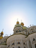 Kiev-Pechersk Lavra Fotografie Stock Libere da Diritti