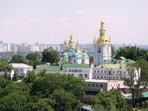 Kiev-Pechersk Lavra Fotografia Stock Libera da Diritti
