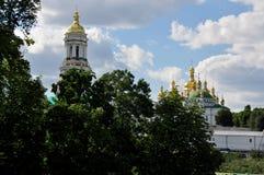 Kiev-Pechersk Lavra Fotografie Stock