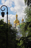 Kiev-Pechersk Lavra Immagine Stock Libera da Diritti