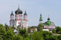 Kiev-Pechersk Lavra imagen de archivo