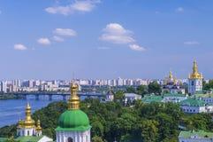Kiev Pechersk Lavra Stock Foto's