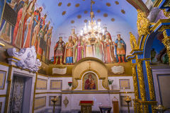 Kiev Pechersk Lavra Royalty-vrije Stock Foto