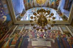 Kiev Pechersk Lavra Stock Afbeelding