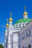Kiev Pechersk Lavra Royalty-vrije Stock Afbeelding