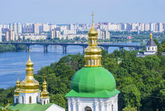Kiev Pechersk Lavra Imagenes de archivo