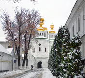 Kiev-Pechersk Lavra Royalty Free Stock Images
