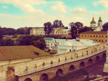 Kiev Pechersk Lavra Stock Photo