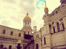 Kiev Pechersk Lavra Royalty Free Stock Photo