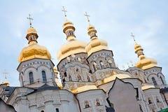 Kiev Pechersk Lavra en Kiev Imagen de archivo