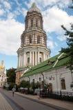 Kiev Pechersk Lavra,Great Lavra Bell Tower Royalty Free Stock Photography