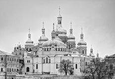 Kiev-Pechersk Lavra Royalty Free Stock Photo