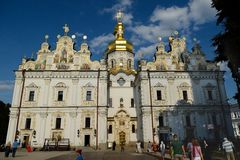 Kiev-Pechersk Lavra, Kiev Stock Images