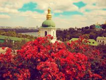 Kiev Pechersk Lavra Royalty Free Stock Images