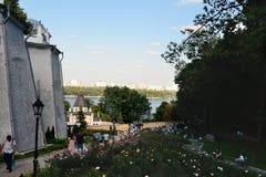 Kiev-Pechersk Lavra, Kiev Stock Image