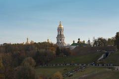 Kiev Pechersk Lavra in Kiev, Ukraine photo Royalty Free Stock Image