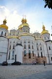 Kiev-Pechersk Lavra, Kiev Royalty Free Stock Photos