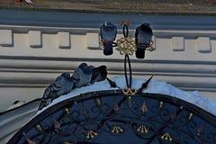 Kiev-Pechersk Lavra in Kyiv Fotografie Stock