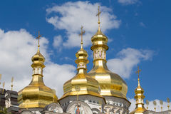Kiev Pechersk Lavra Stock Image