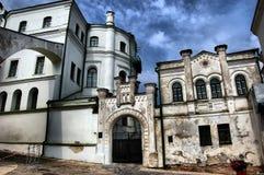 Kiev-Pechersk Lavra monastery Stock Image