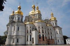 Kiev-Pechersk Lavra monastery in Kiev Royalty Free Stock Photography
